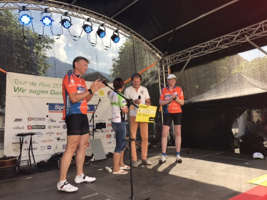 'Über € 26.000 an Spenden und perfekte Stimmung bei der Tour'-Bild-34