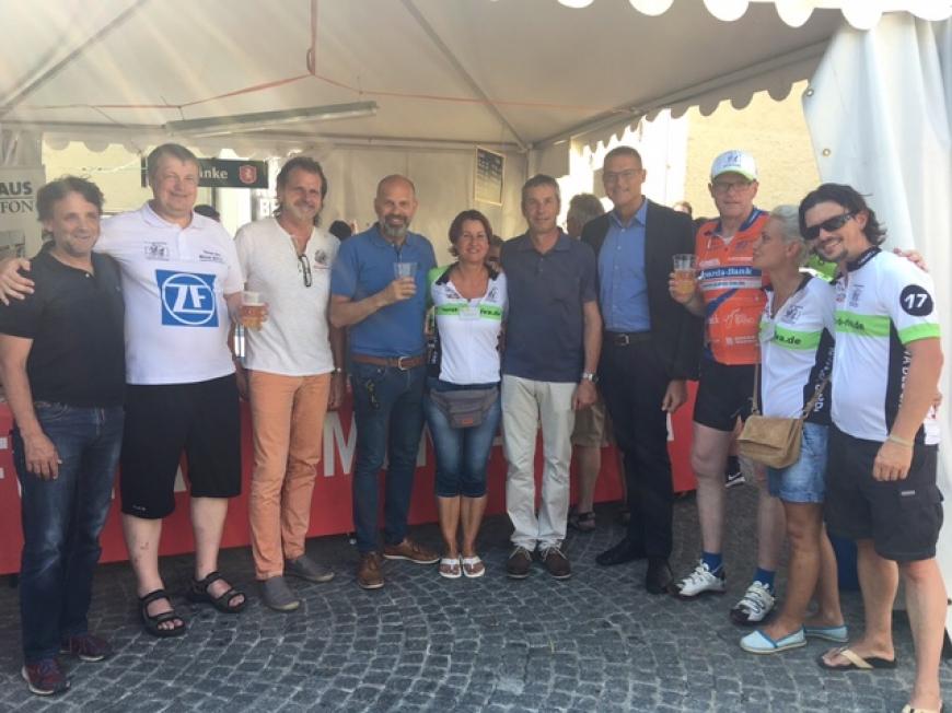 'Über € 26.000 an Spenden und perfekte Stimmung bei der Tour'-Bild-36