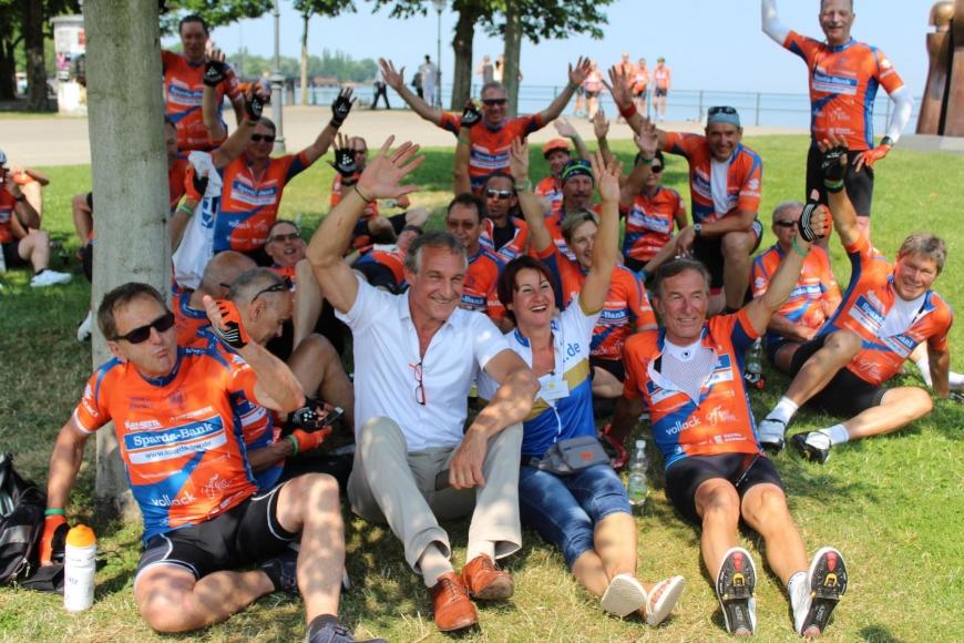 'Über € 26.000 an Spenden und perfekte Stimmung bei der Tour'-Bild-42
