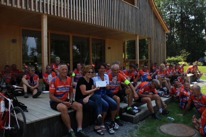 'Über € 26.000 an Spenden und perfekte Stimmung bei der Tour'-Bild-44