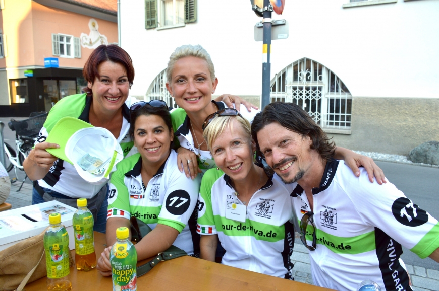 'Über € 26.000 an Spenden und perfekte Stimmung bei der Tour'-Bild-72