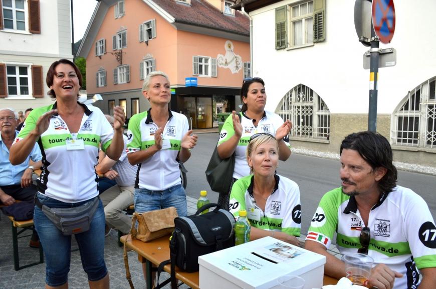 'Über € 26.000 an Spenden und perfekte Stimmung bei der Tour'-Bild-76