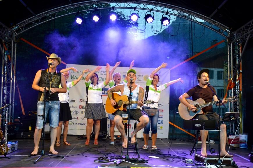 'Über € 26.000 an Spenden und perfekte Stimmung bei der Tour'-Bild-85