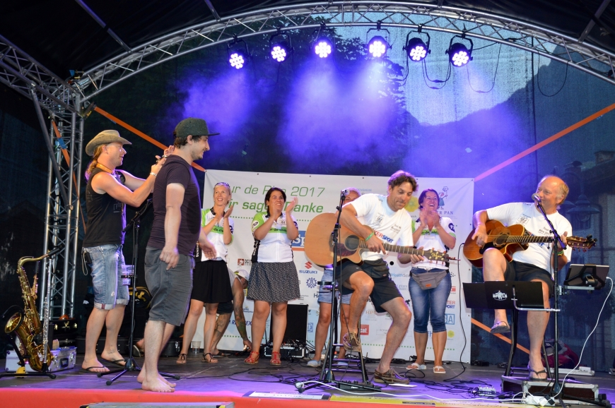 'Über € 26.000 an Spenden und perfekte Stimmung bei der Tour'-Bild-88