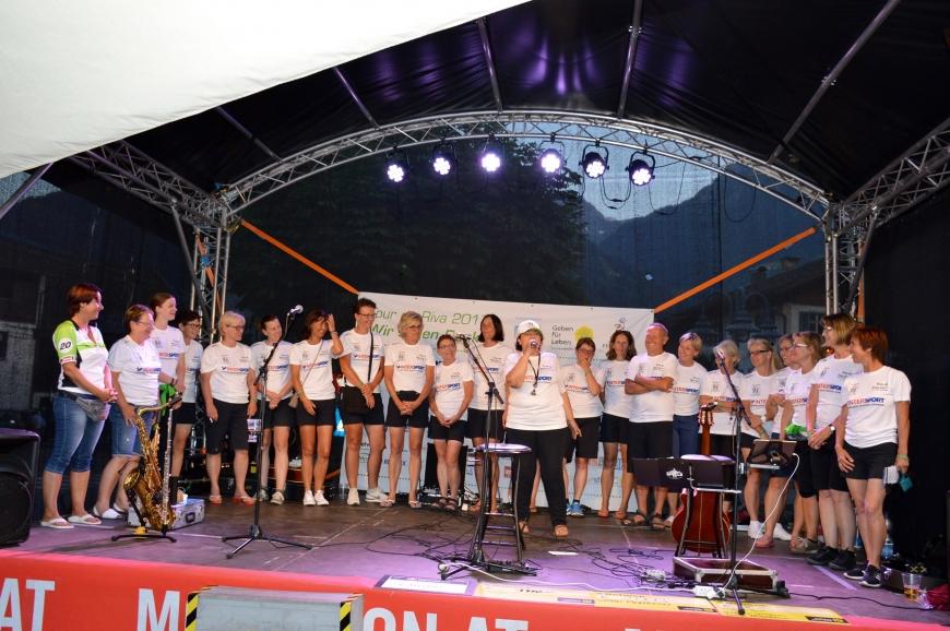 'Über € 26.000 an Spenden und perfekte Stimmung bei der Tour'-Bild-90