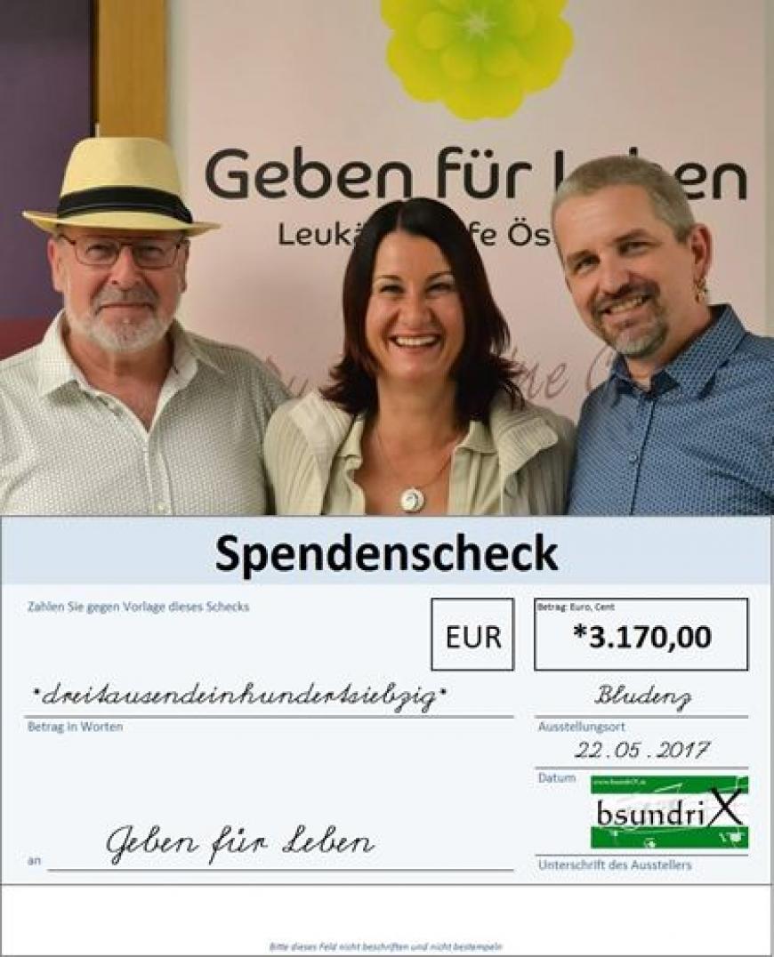 'Großartige Konzerte in Bludenz und Pinkafeld bringen tolles Spendenergebnis'-Bild-15