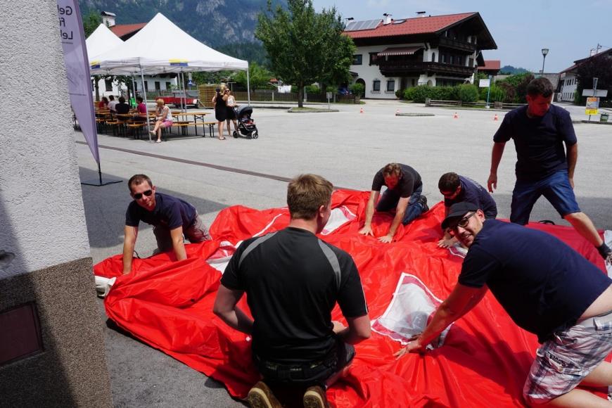 'Welle der Hilfsbereitschaft in Kramsach führt zu großartigem Ergebnis'-Bild-45