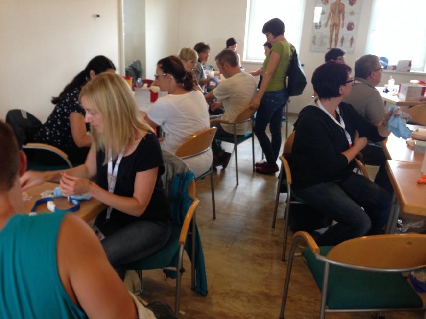 'Aktion in Niederösterreich bringt viele Typisierungen und € 7.786,04 an Spenden'-Bild-7