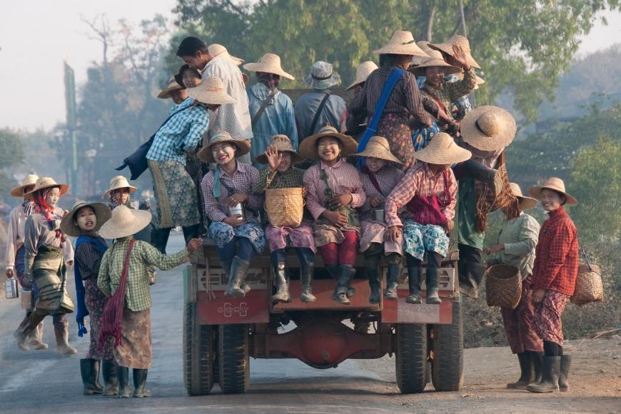 'Mehrfacher Foto-Landesmeister zeigt fantastische Reise durch Burma'-Bild-5