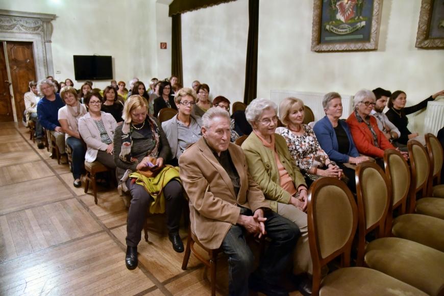 'Emotionale Lesung einer ehemals leukämiekranken Frau in Spittal an der Drau (Kärnten)'-Bild-36