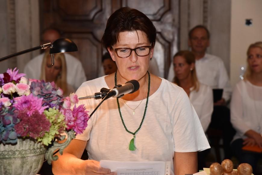 'Emotionale Lesung einer ehemals leukämiekranken Frau in Spittal an der Drau (Kärnten)'-Bild-37