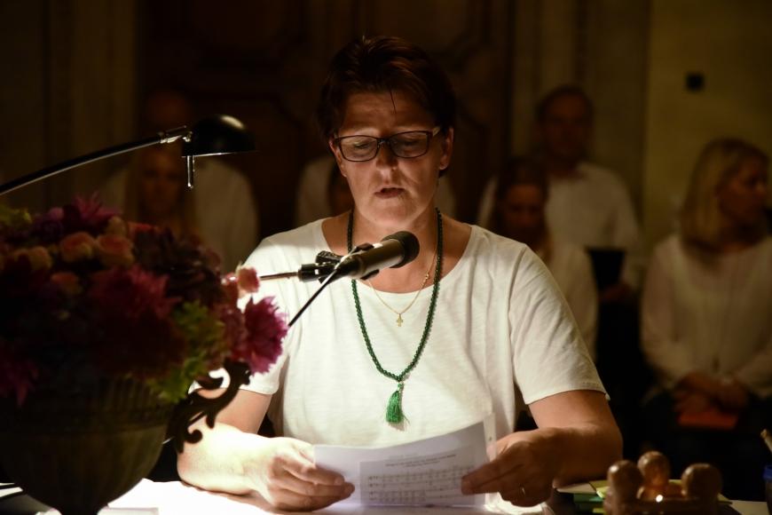 'Emotionale Lesung einer ehemals leukämiekranken Frau in Spittal an der Drau (Kärnten)'-Bild-38