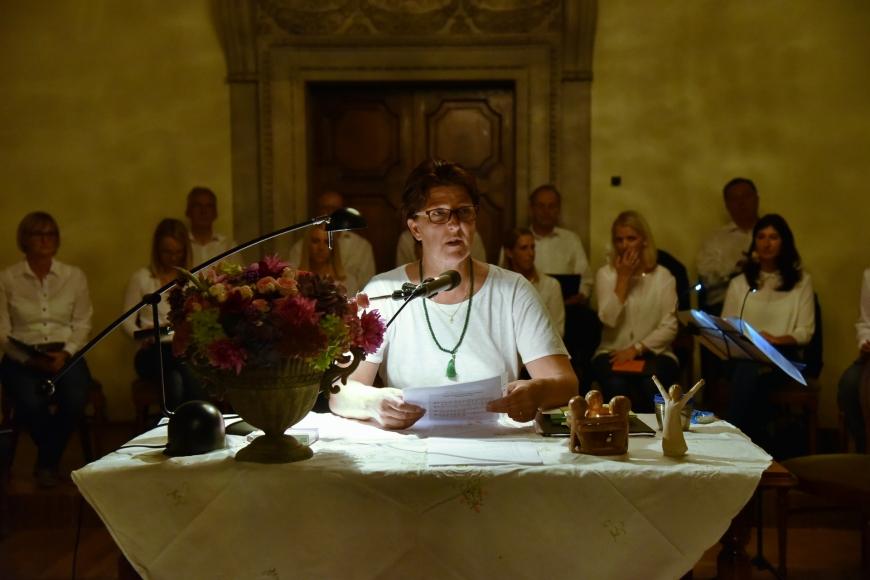 'Emotionale Lesung einer ehemals leukämiekranken Frau in Spittal an der Drau (Kärnten)'-Bild-41