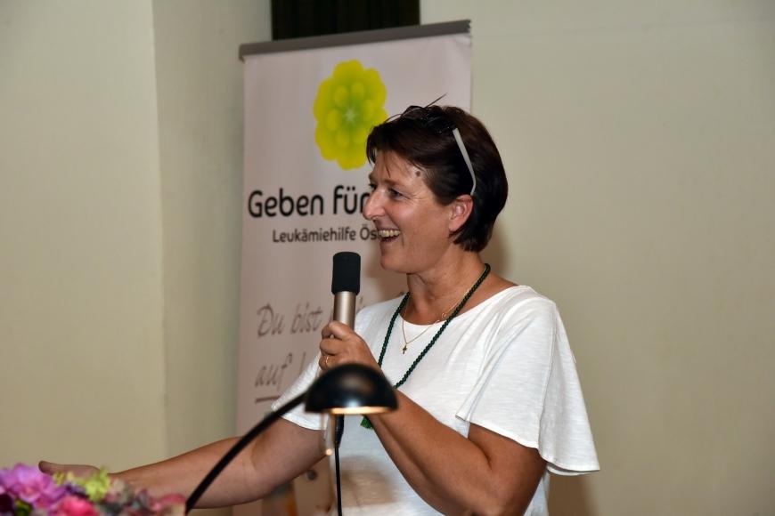'Emotionale Lesung einer ehemals leukämiekranken Frau in Spittal an der Drau (Kärnten)'-Bild-67