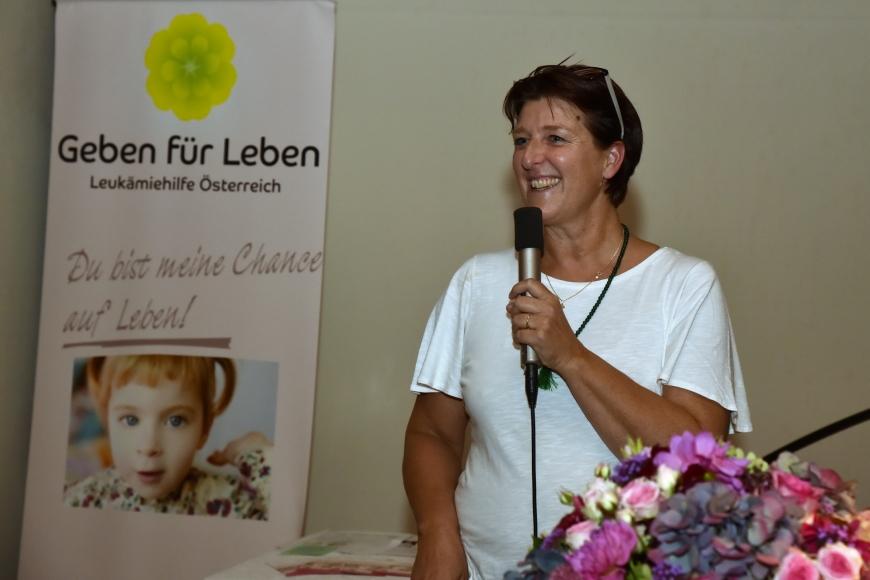 'Emotionale Lesung einer ehemals leukämiekranken Frau in Spittal an der Drau (Kärnten)'-Bild-68