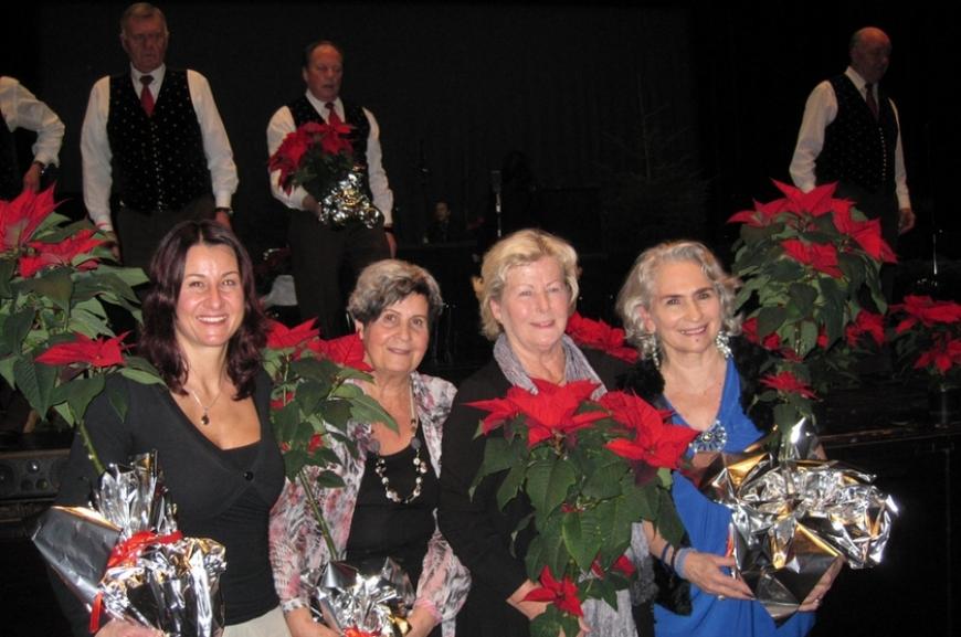 'Günthers Charity-Weihnachtskonzert 2011 - Helfen aus Passion!'-Bild-2