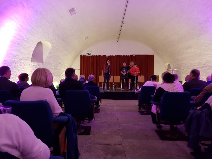 'Theatergruppe Lichtblick und Seniorentheater Spätlese mit toller Aufführung'-Bild-1