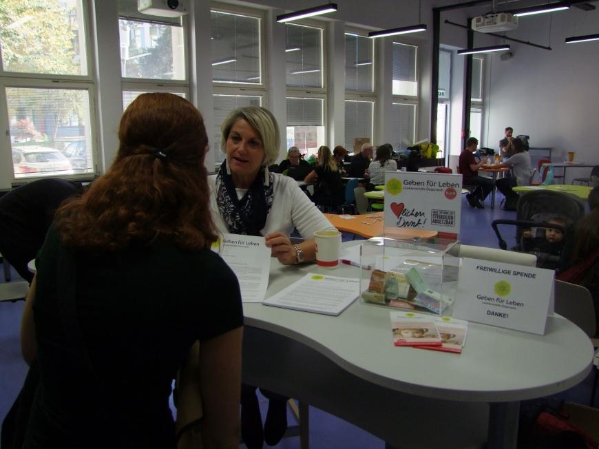'Tolle Typisierungsaktion zusammen mit der Leukämiehilfe Steiermark'-Bild-8