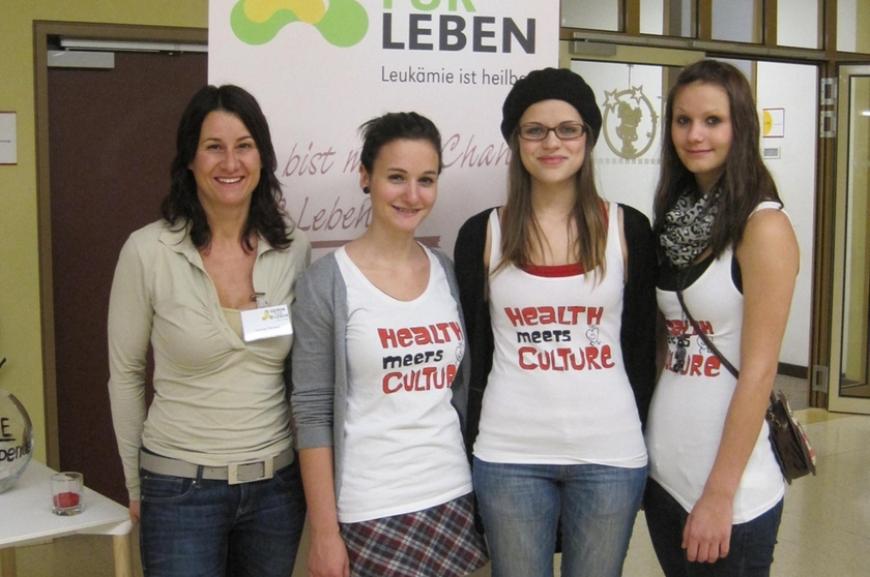 'Bluttypisierungsaktion als Maturaprojekt der HAK Bludenz'-Bild-2