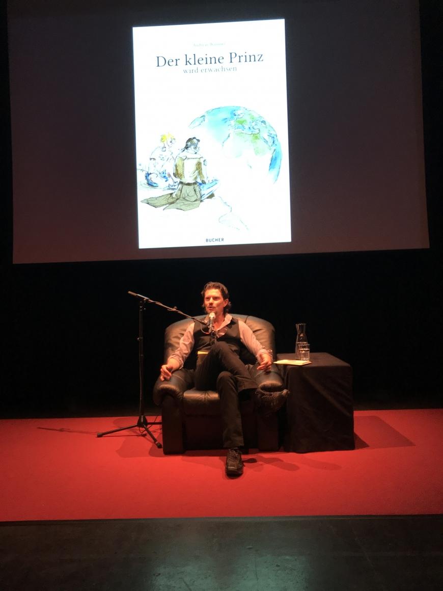 'Autor spendet bis Weihnachten 10 Prozent seines Autorenhonorars an Verein'-Bild-7