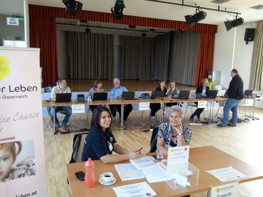 'Pflegedienst Hofsteig unterstützt unseren Verein tatkräftig'-Bild-1