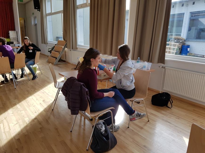 'Pflegedienst Hofsteig unterstützt unseren Verein tatkräftig'-Bild-18