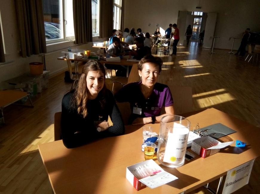 'Pflegedienst Hofsteig unterstützt unseren Verein tatkräftig'-Bild-20