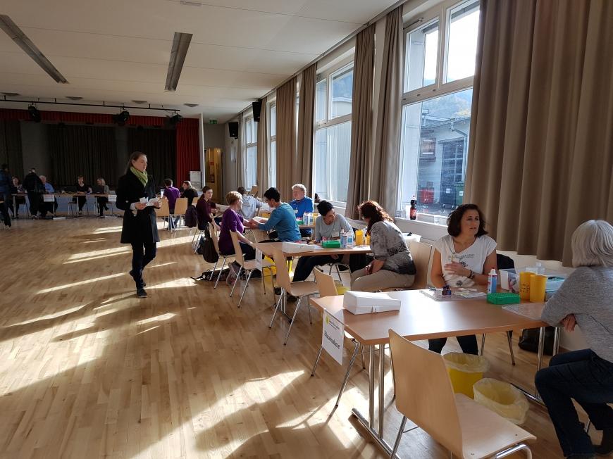 'Pflegedienst Hofsteig unterstützt unseren Verein tatkräftig'-Bild-21