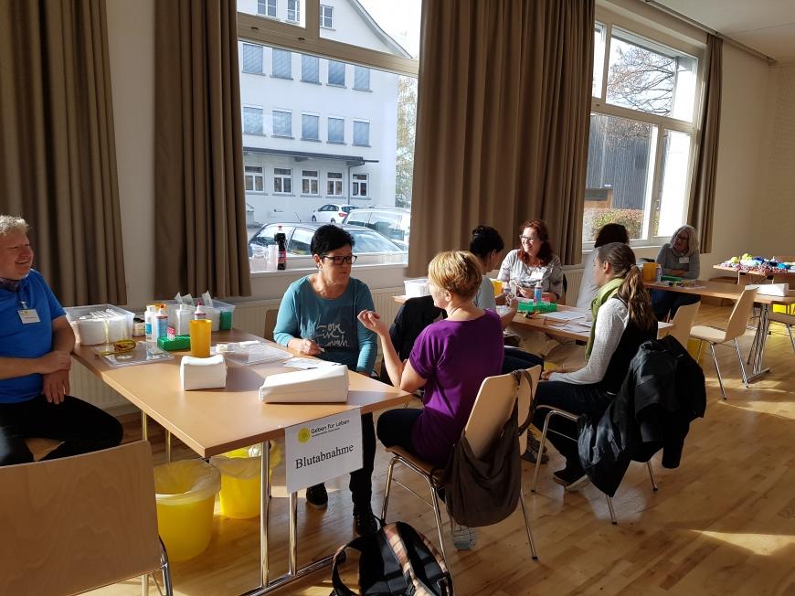 'Pflegedienst Hofsteig unterstützt unseren Verein tatkräftig'-Bild-22