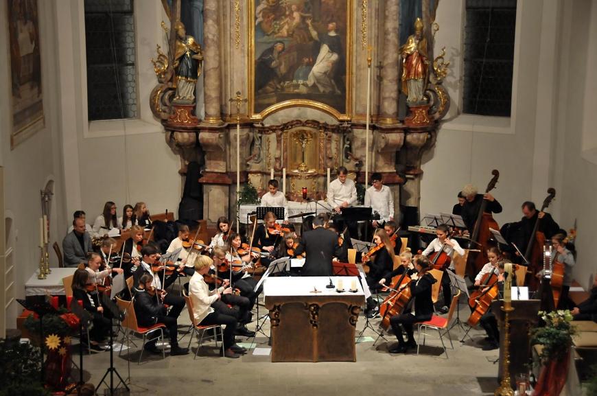 'Traditionelles Adventskonzert in Langenegg mit tollem Ergebnis'-Bild-3