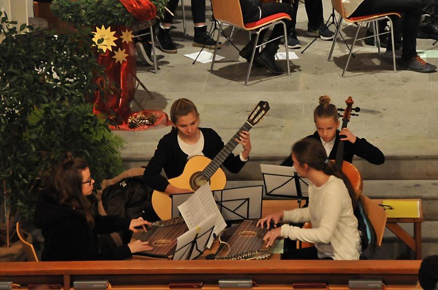 'Traditionelles Adventskonzert in Langenegg mit tollem Ergebnis'-Bild-6