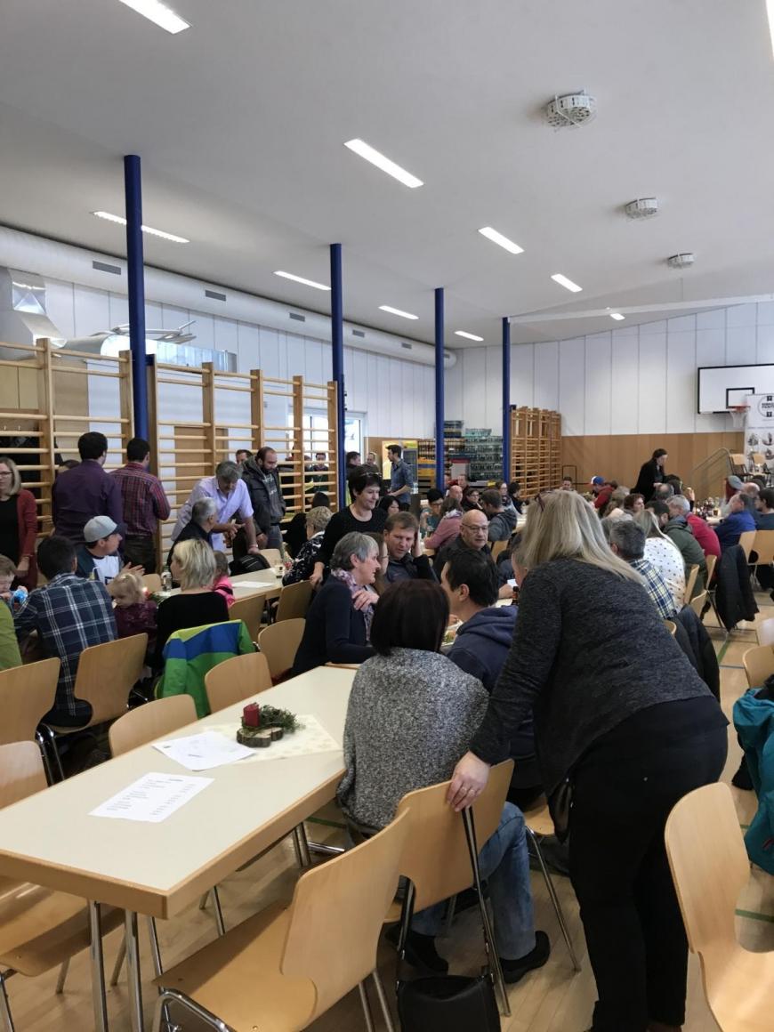 'Unglaublicher Zusammenhalt am Viktorsberg für den 66jährigen Albuin'-Bild-2