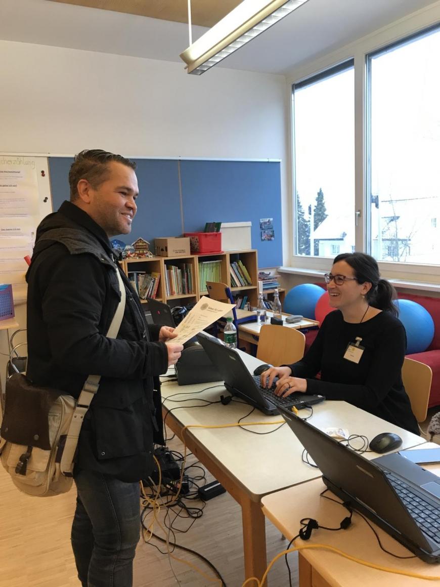 'Unglaublicher Zusammenhalt am Viktorsberg für den 66jährigen Albuin'-Bild-3
