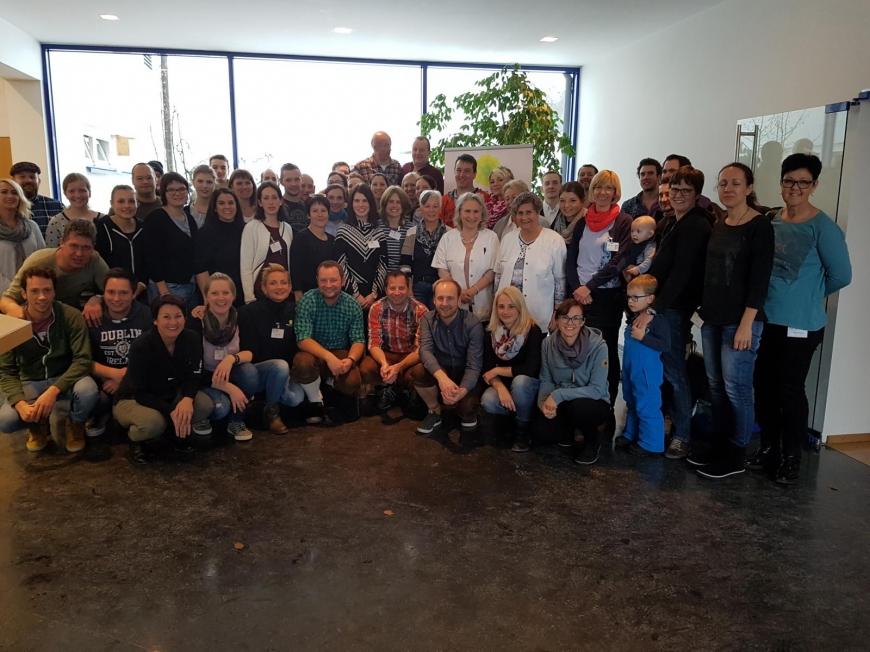 'Unglaublicher Zusammenhalt am Viktorsberg für den 66jährigen Albuin'-Bild-14