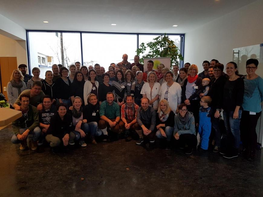 'Unglaublicher Zusammenhalt am Viktorsberg für den 66jährigen Albuin'-Bild-15