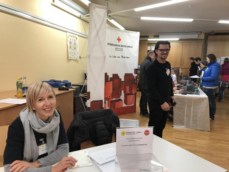 'Wunderschöne Aktion mit toller Zusammenarbeit mit engagierten Mitarbeitern des Roten Kreuzes'-Bild-6