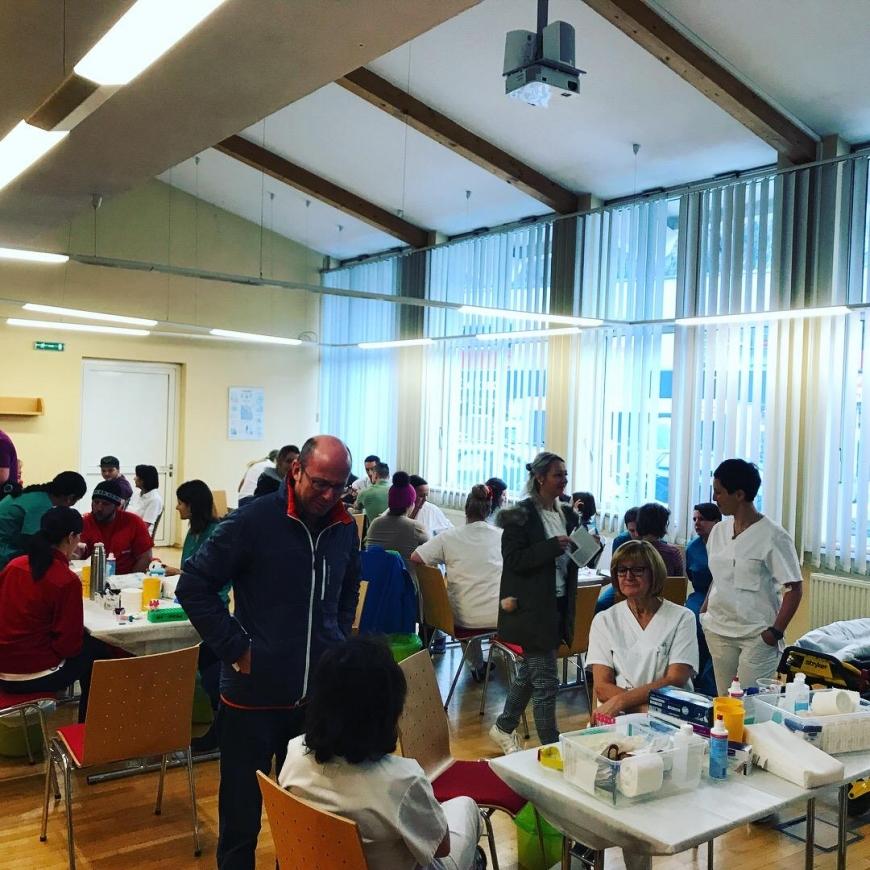 'Wunderschöne Aktion mit toller Zusammenarbeit mit engagierten Mitarbeitern des Roten Kreuzes'-Bild-10