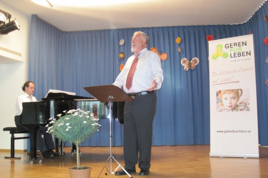 'Benefizkonzert von Hans Kleber in Altach'-Bild-1