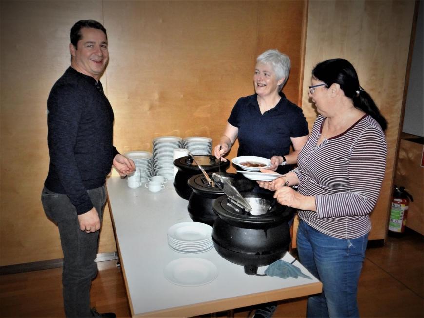 'Tolle Unterstützung der Pfarre Nenzing durch Suppentag'-Bild-4