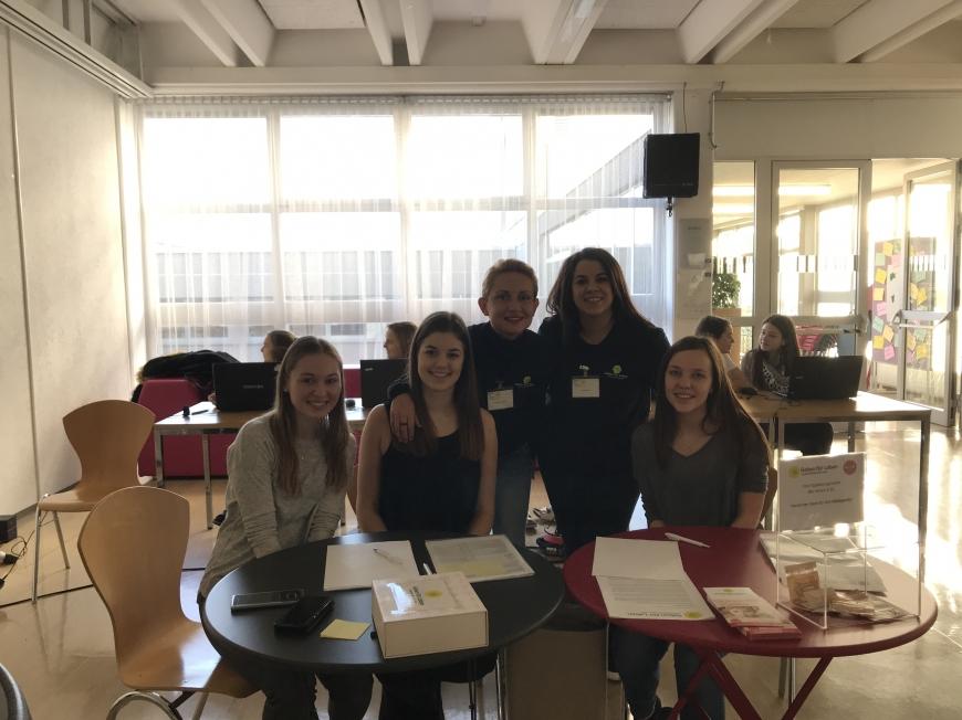 'Schülerinnen führten erfolgreich Typisierungsaktion für Diplomarbeit durch'-Bild-6
