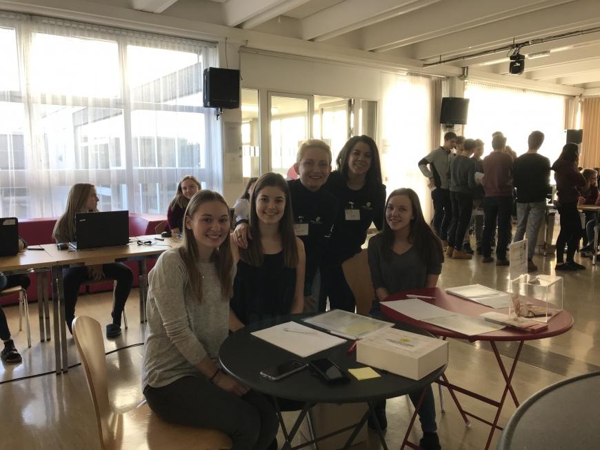 'Schülerinnen führten erfolgreich Typisierungsaktion für Diplomarbeit durch'-Bild-7
