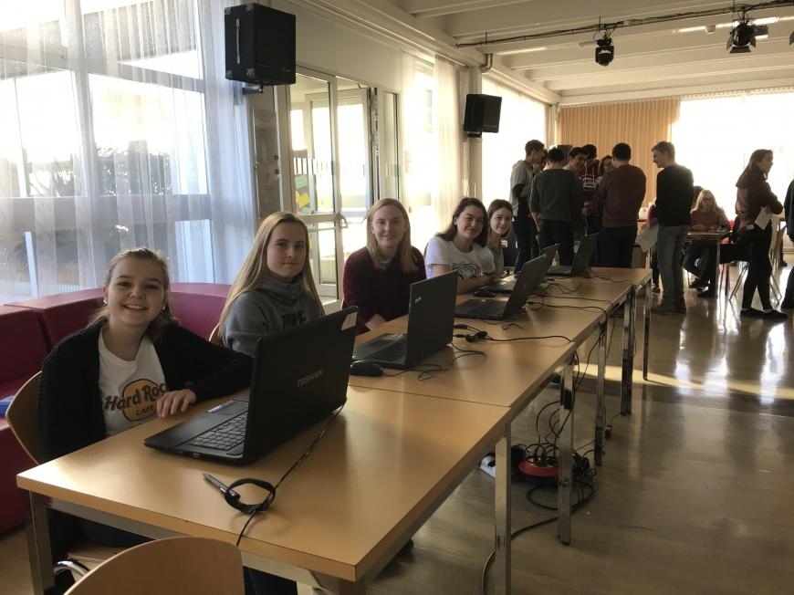 'Schülerinnen führten erfolgreich Typisierungsaktion für Diplomarbeit durch'-Bild-17