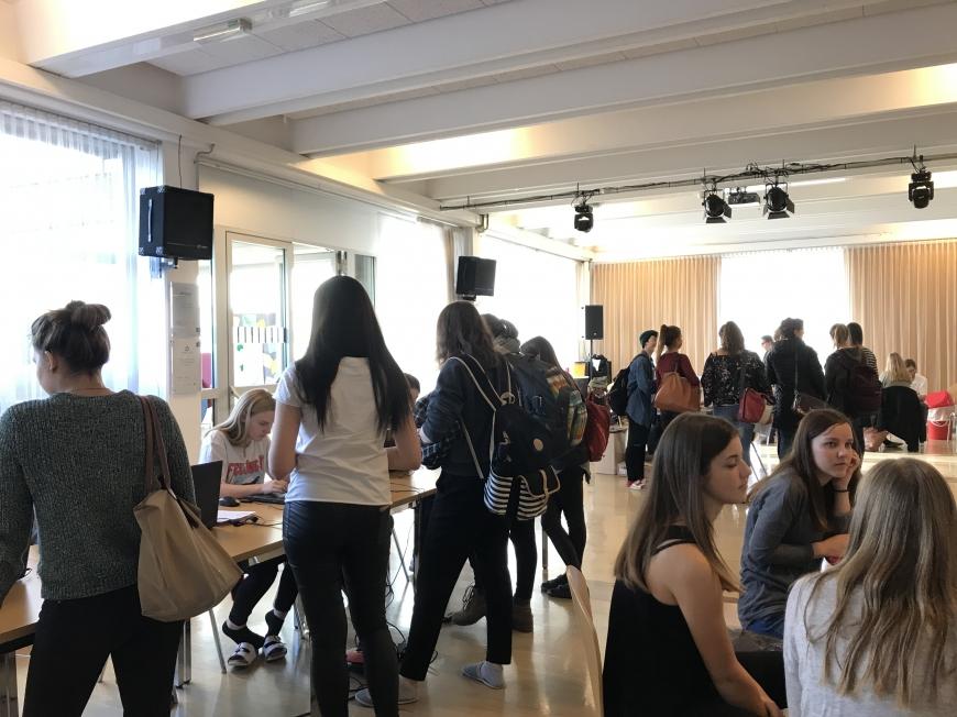 'Schülerinnen führten erfolgreich Typisierungsaktion für Diplomarbeit durch'-Bild-22