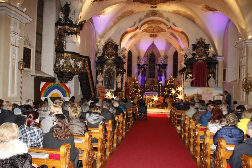 'In der Pfarre St. Gallenkirch fand ein großartiges Spendenkonzert für uns statt'-Bild-1
