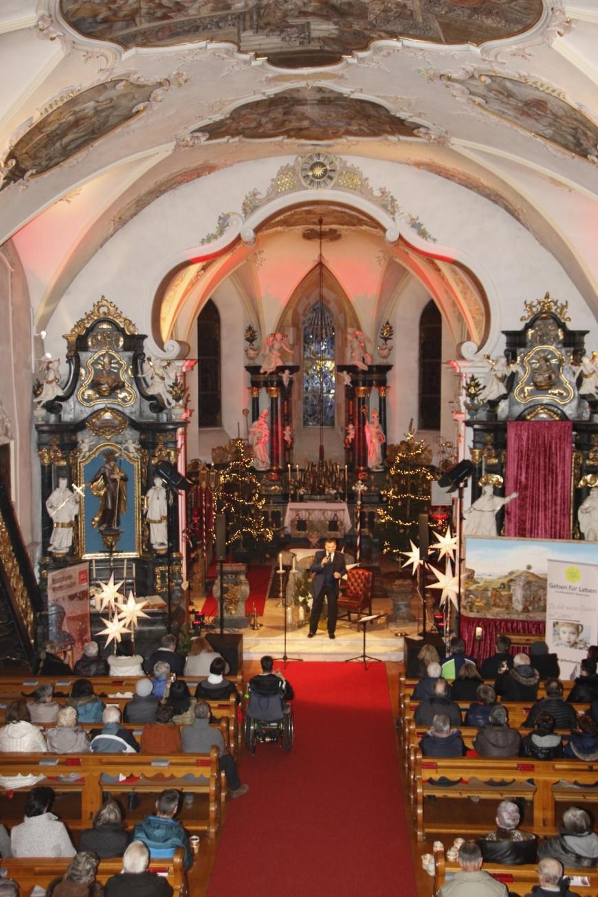 'In der Pfarre St. Gallenkirch fand ein großartiges Spendenkonzert für uns statt'-Bild-3