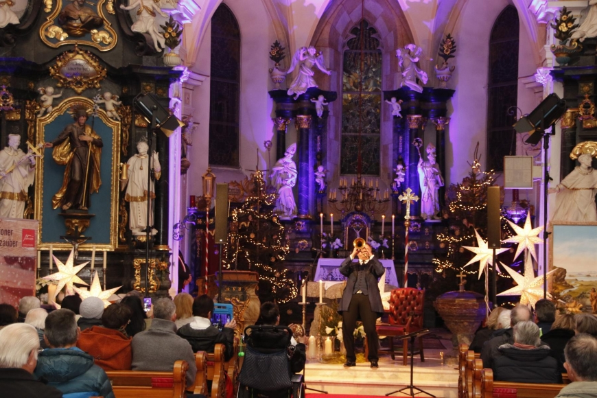 'In der Pfarre St. Gallenkirch fand ein großartiges Spendenkonzert für uns statt'-Bild-7