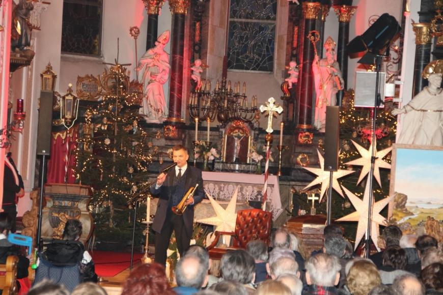 'In der Pfarre St. Gallenkirch fand ein großartiges Spendenkonzert für uns statt'-Bild-11