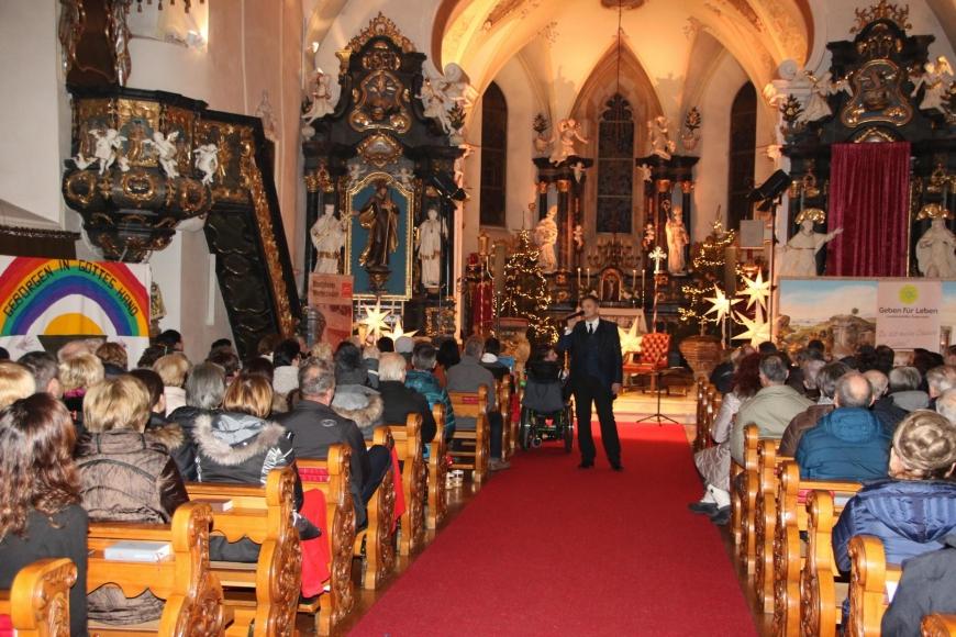 'In der Pfarre St. Gallenkirch fand ein großartiges Spendenkonzert für uns statt'-Bild-16