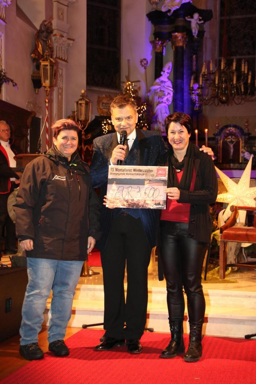 'In der Pfarre St. Gallenkirch fand ein großartiges Spendenkonzert für uns statt'-Bild-22