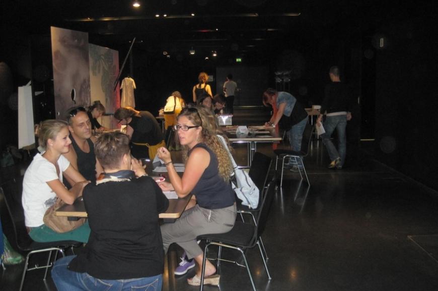 'Stechen für den guten Zweck - Typisierung auf der Tattoo-Convention'-Bild-22